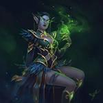 Nyx, Lady of Ravens