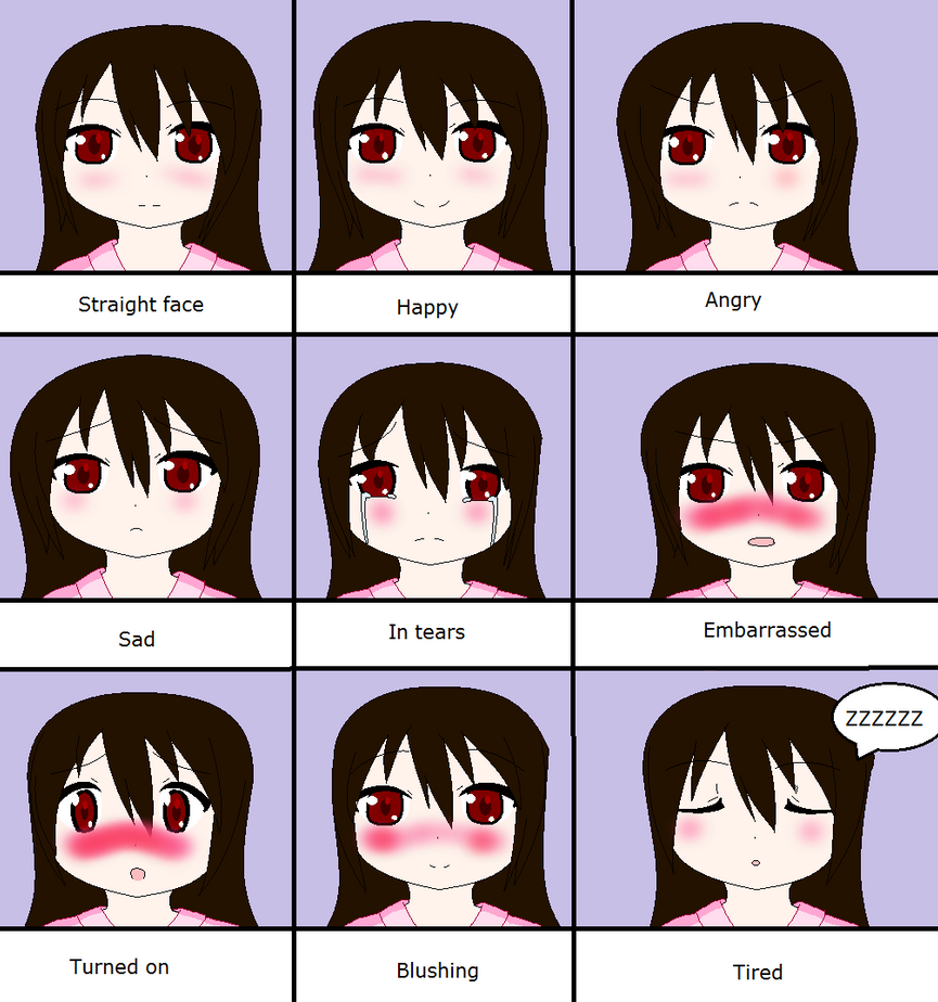 Kaya expression by KayaOkazaki