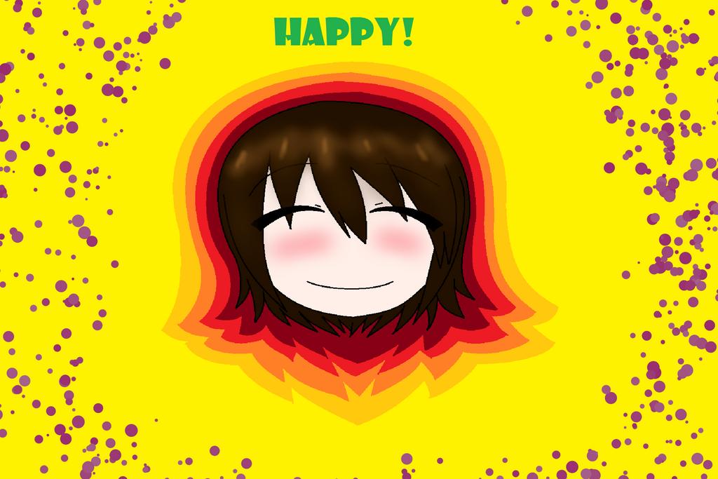 Happy by KayaOkazaki