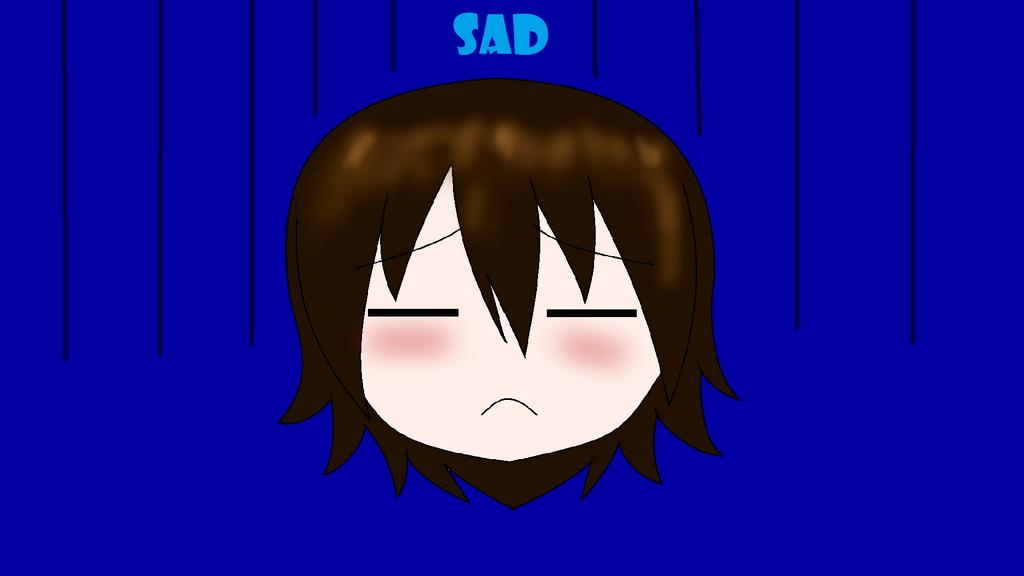 Sad by KayaOkazaki