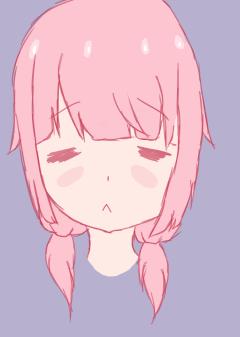 Simple Yuuma sketch by KayaOkazaki