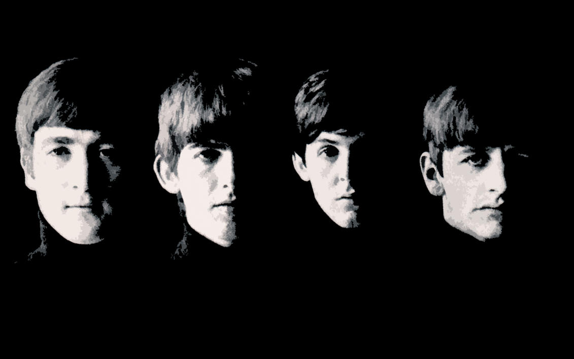 With The Beatles Wallpaper By Metalguru18794