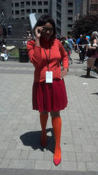 Velma Animazement 2013 by ItachiSasukelover
