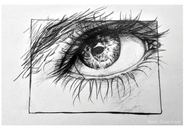 Eye by NatalieLizzie