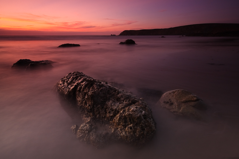 The Bay of Trepasses II by chavez666