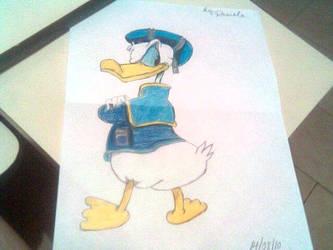 Donald d Kingdom Hearts by DanielaKairyu