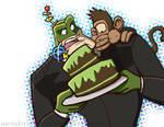 RaC - Qwark's Birthday