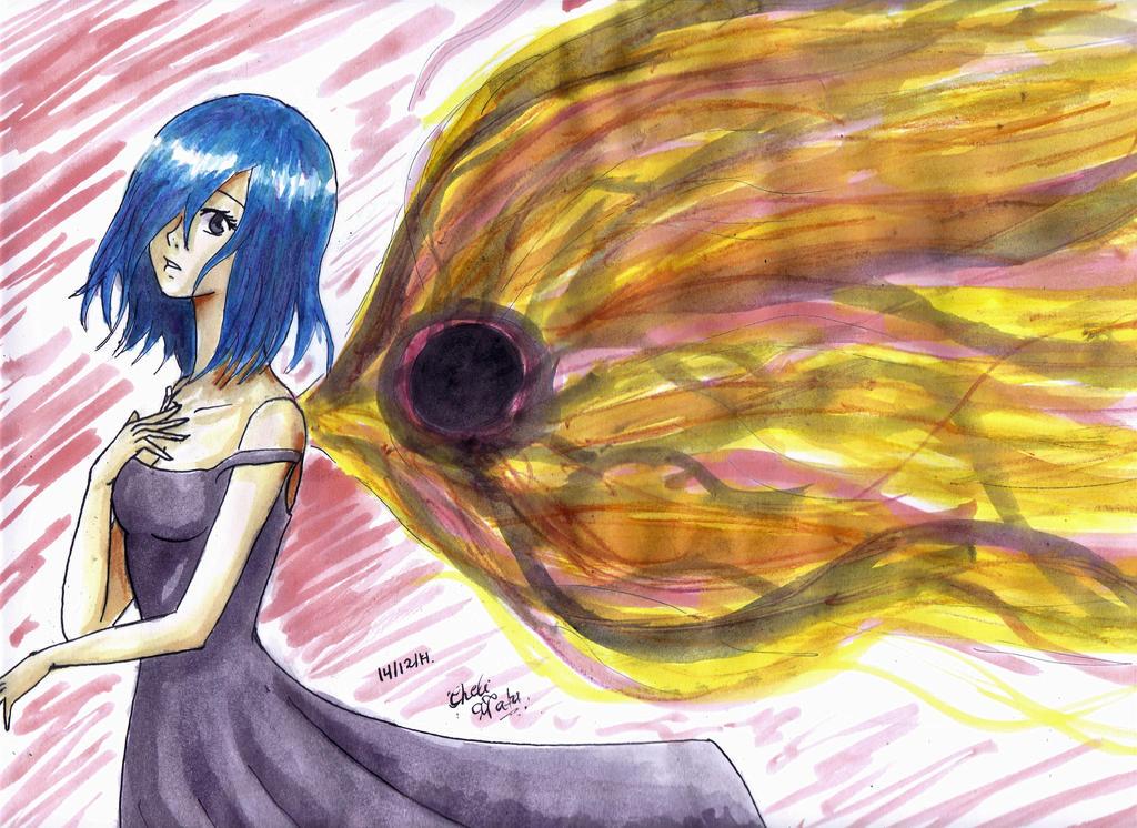 Kirishima Touka By CheliMatu On DeviantArt