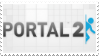 Portal 2 stamp by whatitake
