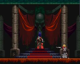Leon vs Mathias/Dracula by DioJoestar0