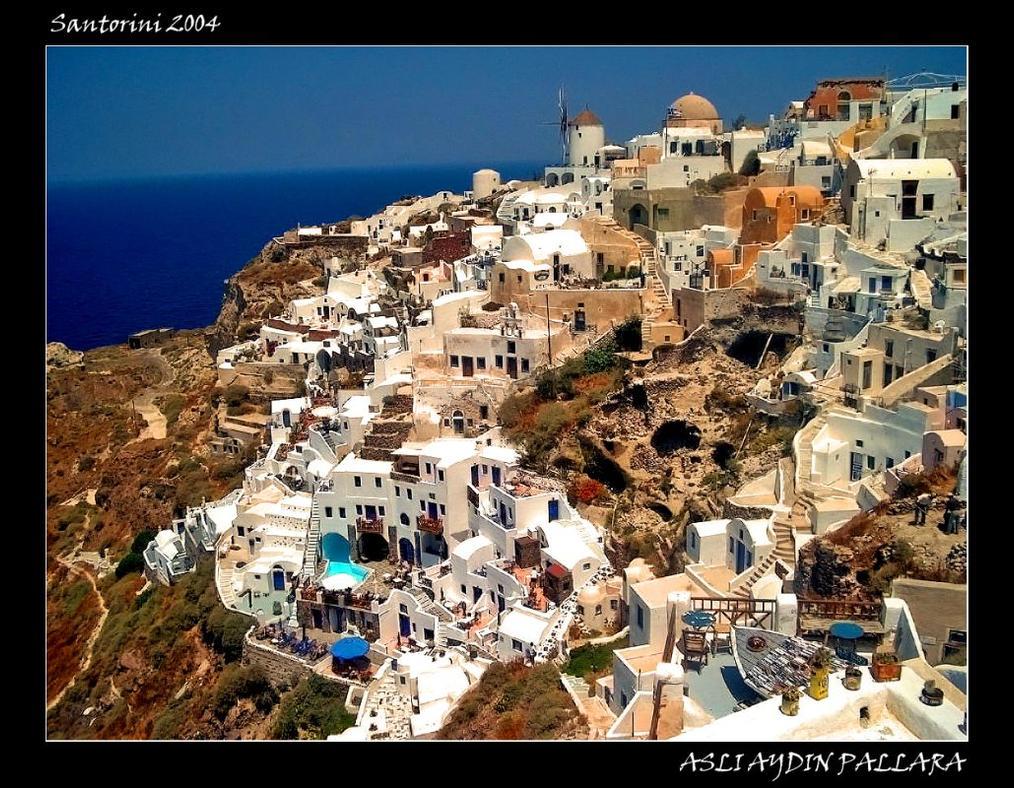 Santorini 2004 by AsliPallara