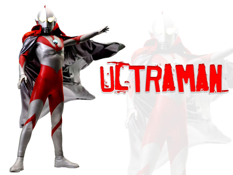 Ultraman by varumo