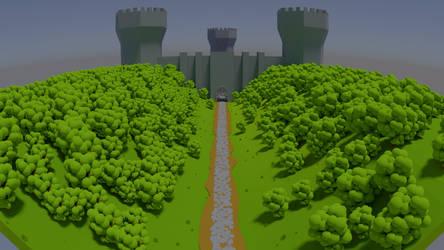 Gate arrival by elementbound
