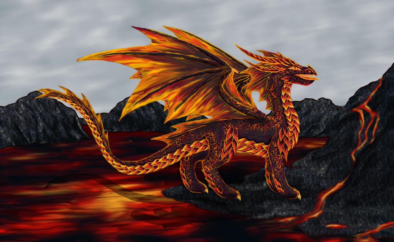Black Dragon Drawing Kid Movies