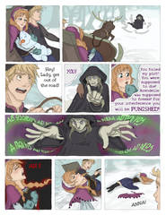 SCORCHED (Frozen graphic novel) Page 2