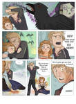 SCORCHED (Frozen graphic novel) Page 4