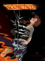 SCORCHED (Frozen graphic novel) Cover by RemainUndefined