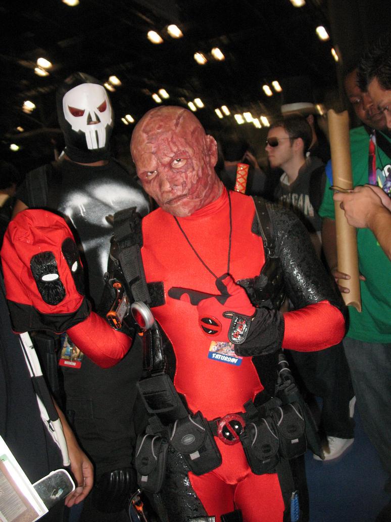 Deadpool by LadyIkari