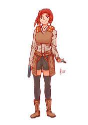 cold chamber guns 002 : Kate