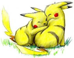 Pikachu's by Liviebaby754