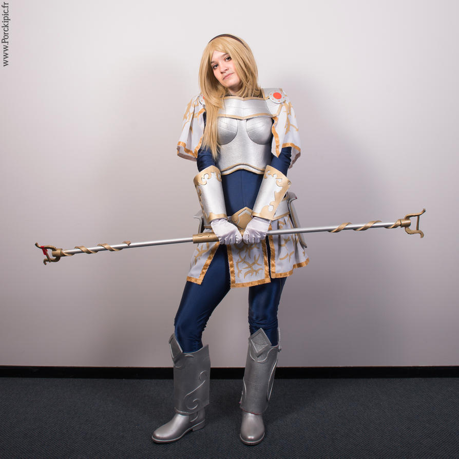 lux cosplay 2014 by iceflamemiracle on DeviantArt