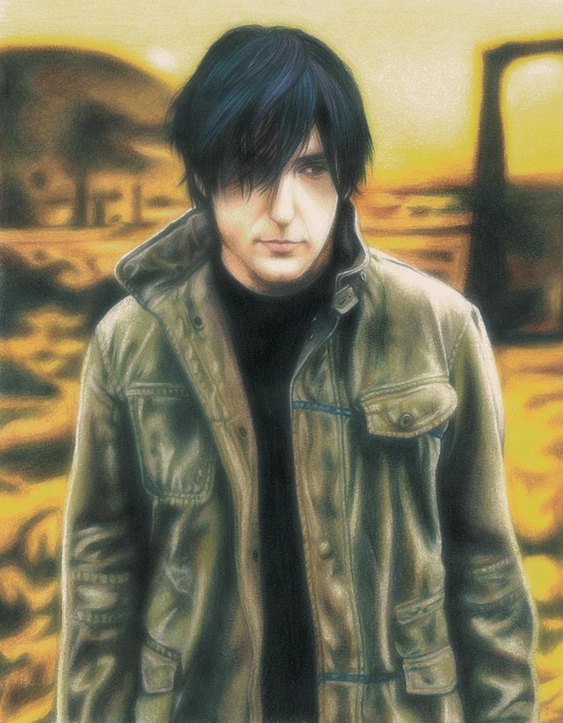 Trent Reznor - Nine Inch Nails by ZakuroPanic on DeviantArt