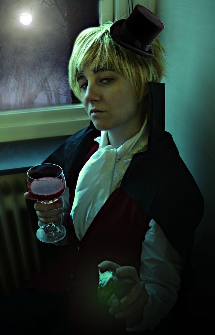 Vampire England by BeyondBlackMountains