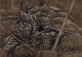 Band of Brothers by Dahlieka