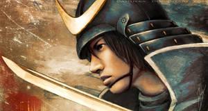 Date Masamune by Dahlieka