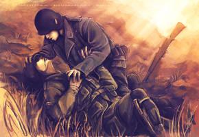 'Forgive me, comrade' by Dahlieka