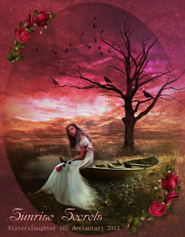 Sunrise Secrets by Sisterslaughter165