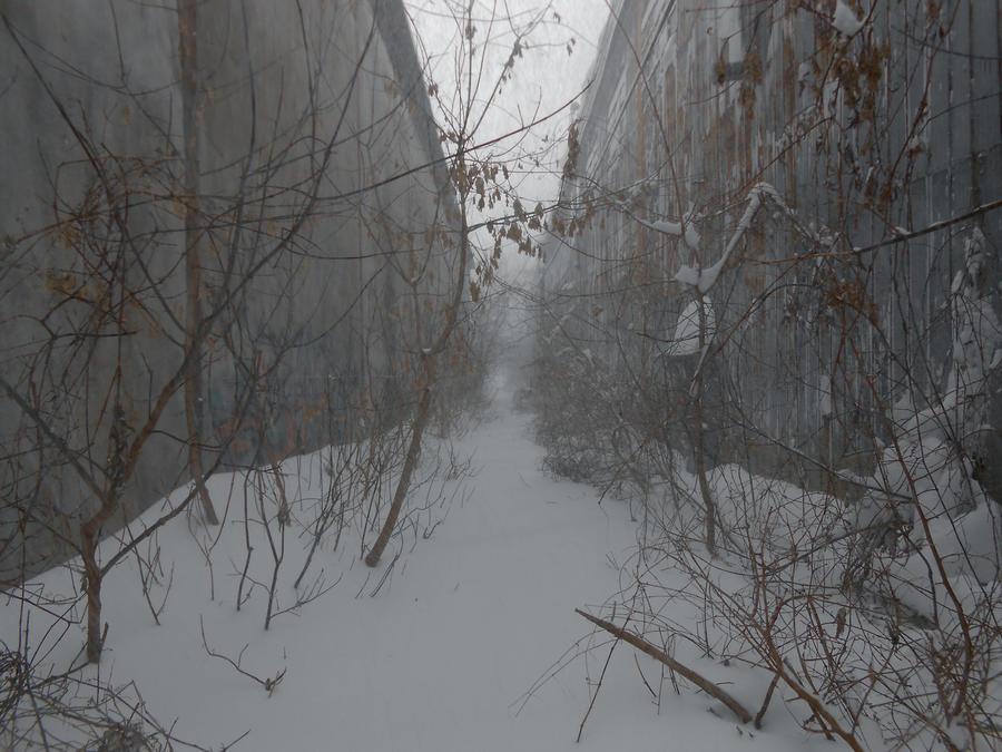 Alleyway Stock 5 by Sisterslaughter165