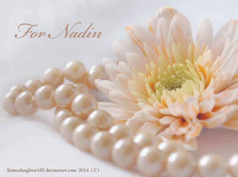 For Nadin by Sisterslaughter165