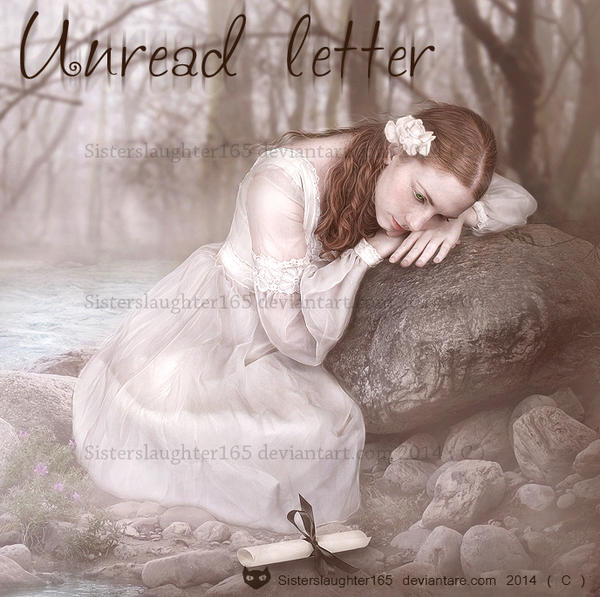 Unread Letter by Sisterslaughter165