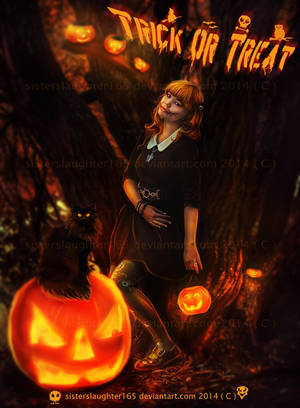 Trick Or Treat by Sisterslaughter165