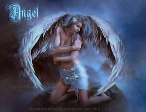 Angel by Sisterslaughter165