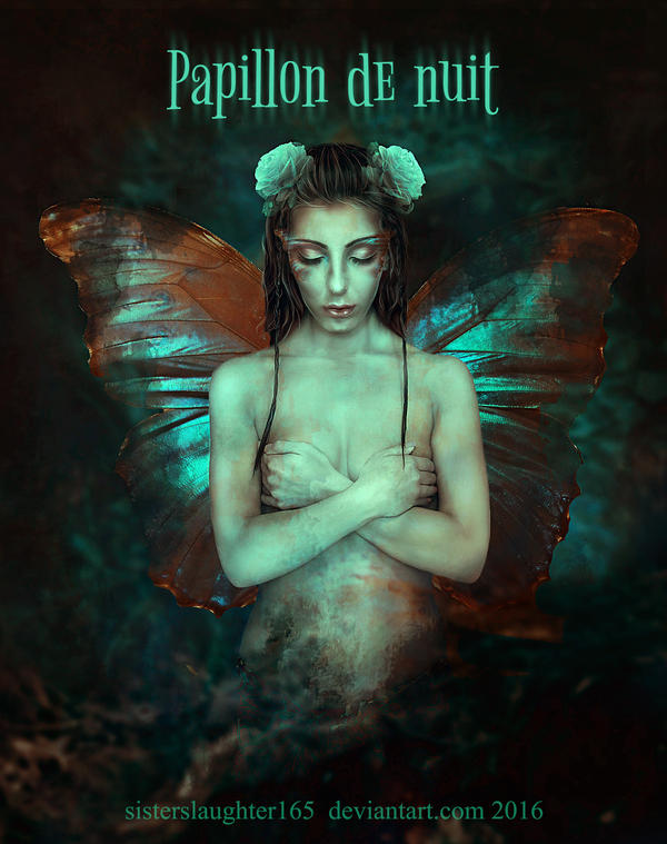 Papillon de nuit by Sisterslaughter165