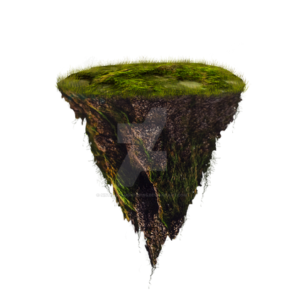 Floating Terrain png - 4 by Sisterslaughter165