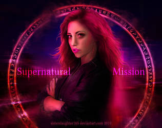 Supernatural Mission by Sisterslaughter165