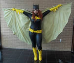 batgirl! Now with cape action!
