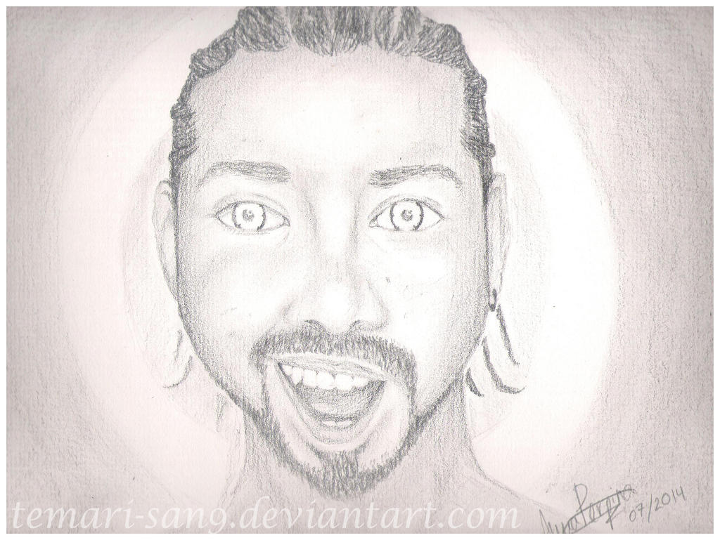 Avi Kaplan by temari-san9
