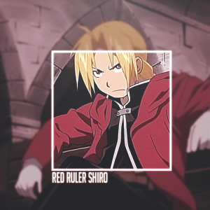 RedRulerShiro's Profile Picture