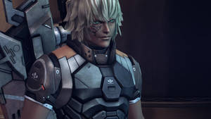Yelv on the Man-on Ship