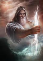 Zeus by PascaldeJong