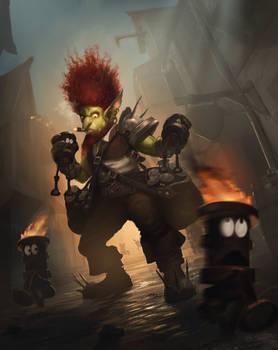 Goblin wildfire