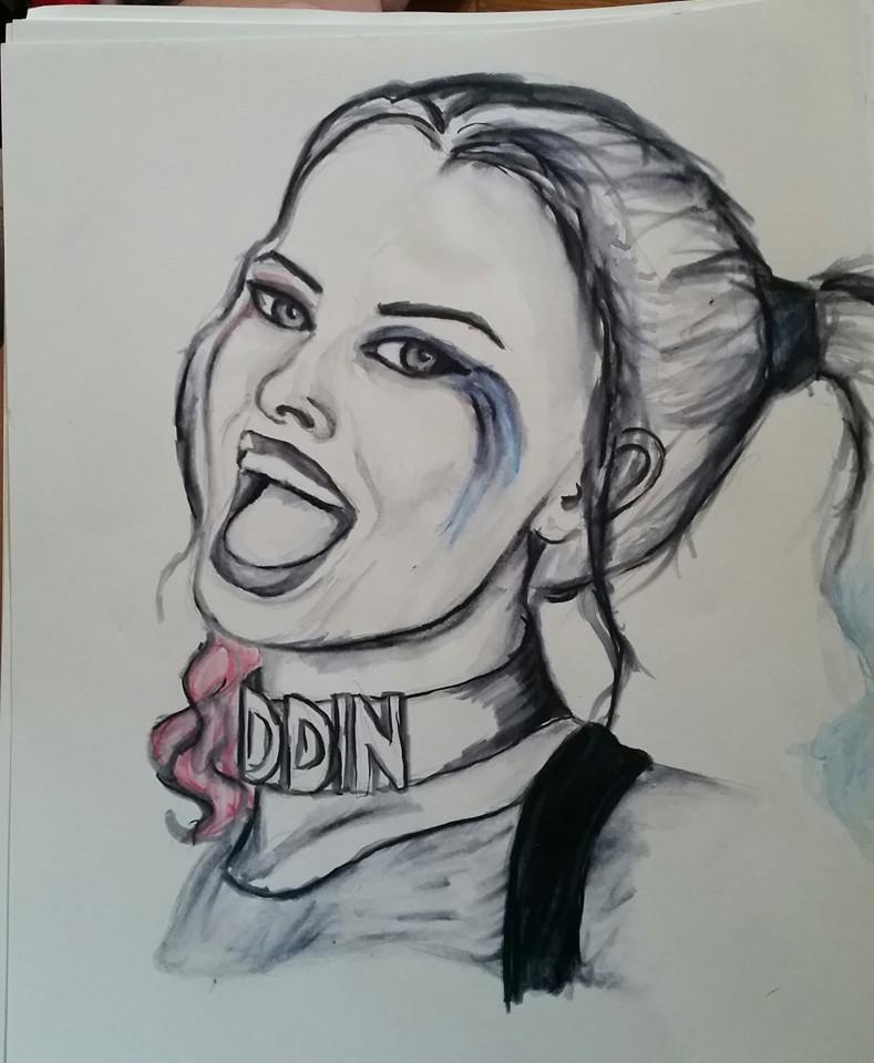 Harley Quinn by ktmadden