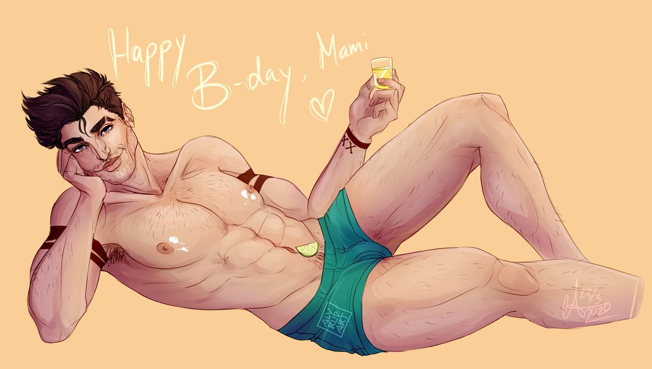 Happy Birthday Mami 24032020