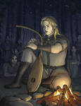 Finrod and the First Encounter with Men