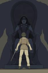 Valar Morghulis (Arya vs Mandos) by Tatyafinwe