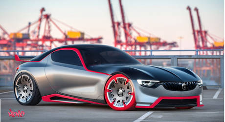 Buick GT Concept 2016
